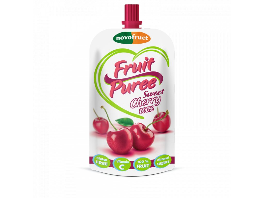 fruit puree ceresnove po 120 g